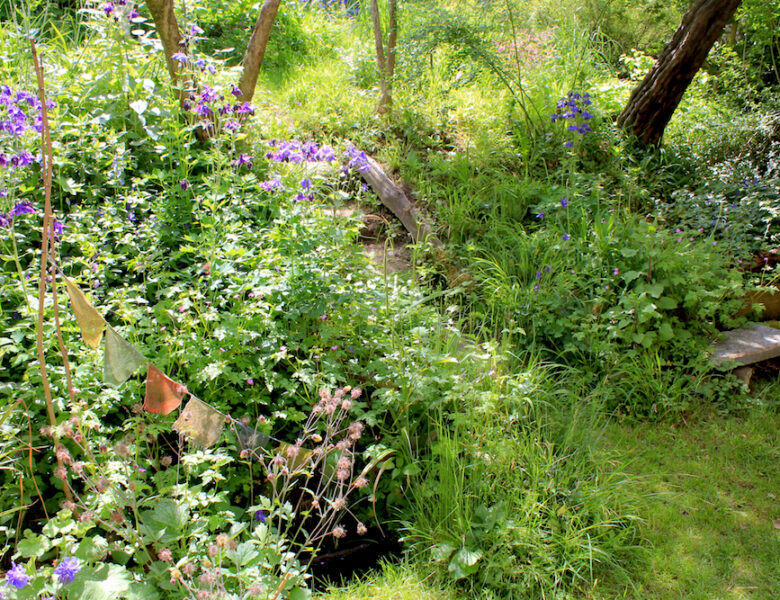 Spontane Gärten